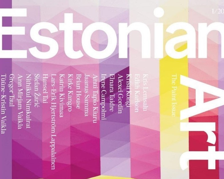 Estonian Art 1/2019
